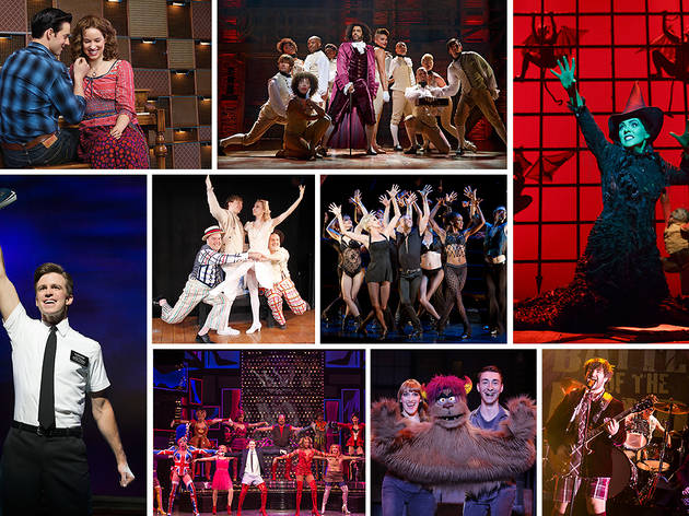 All the Broadway musicals to see right now