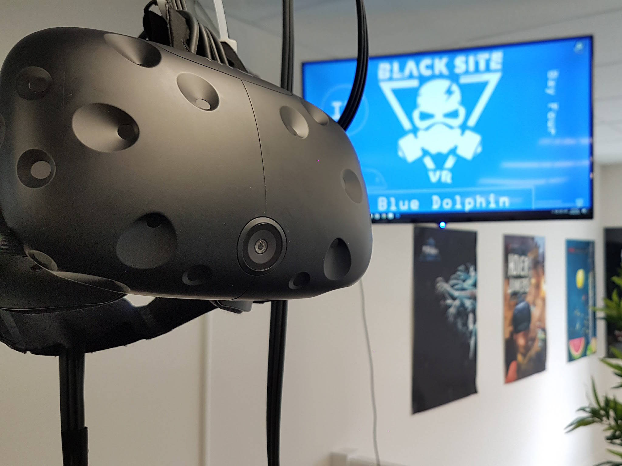 Black Site VR