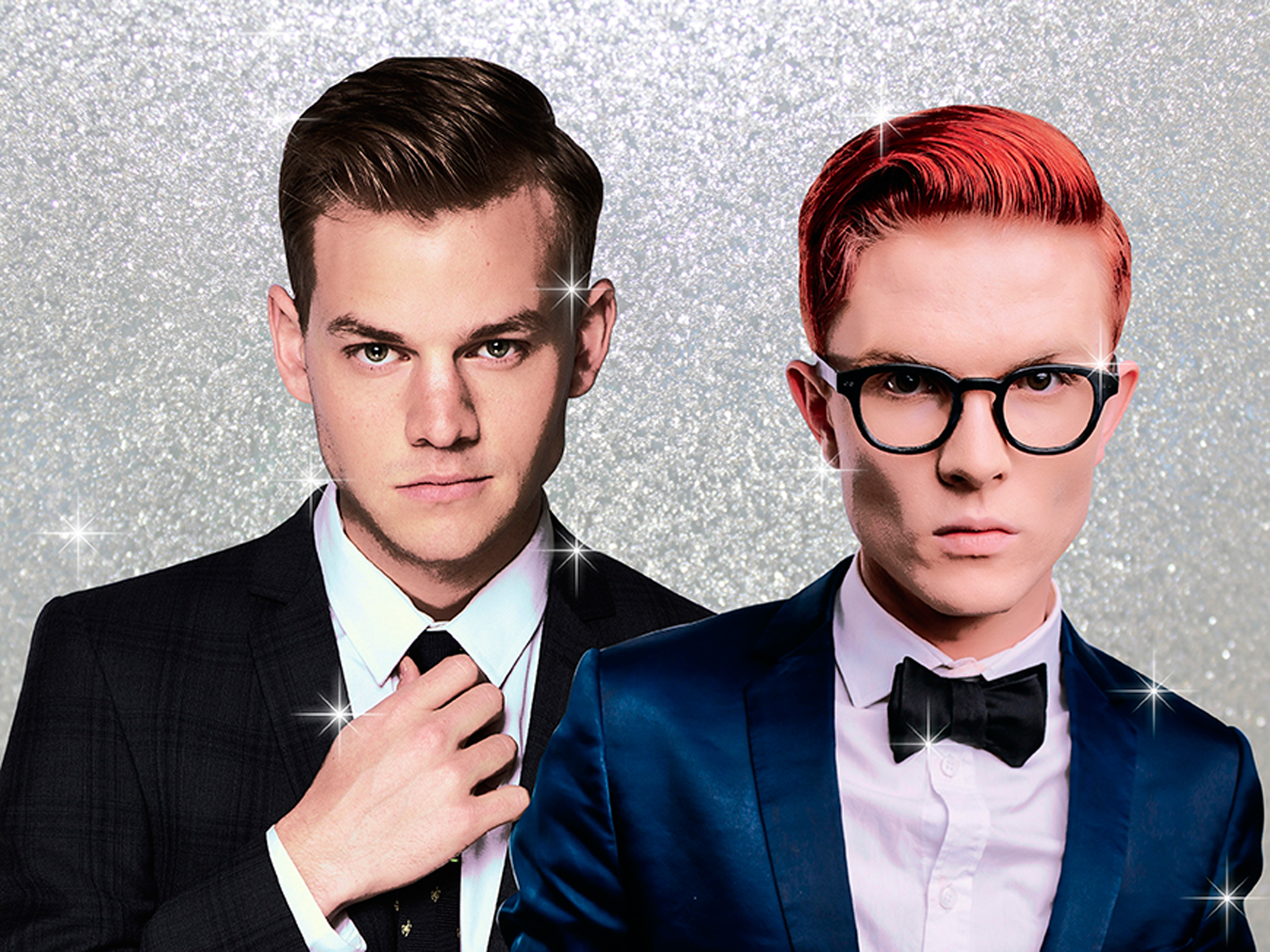 Joel Creasey and Rhys Nicholson's Gaymes Night