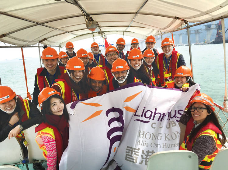 The Lighthouse Club Hong Kong Benevolent Fund