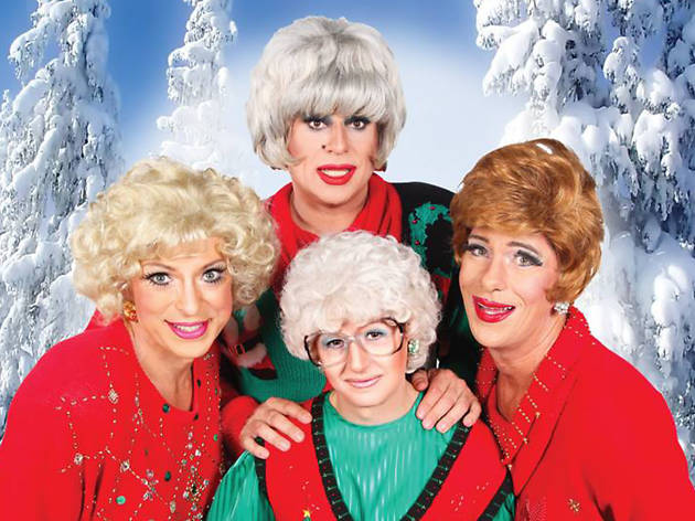 Golden Girls Christmas Show