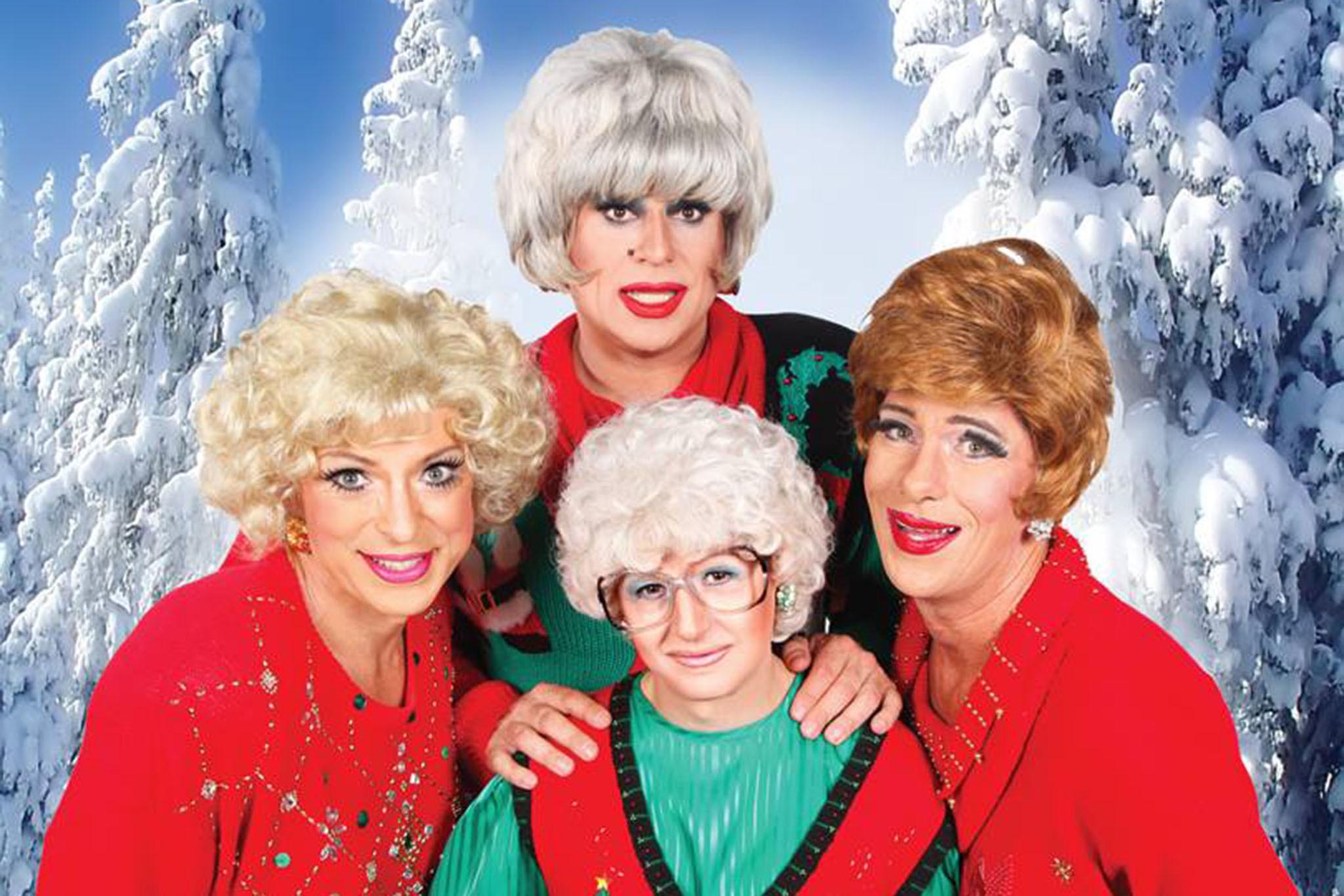 Golden Girls Christmas Show