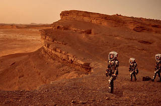 Nat Geo Live: Living on Mars