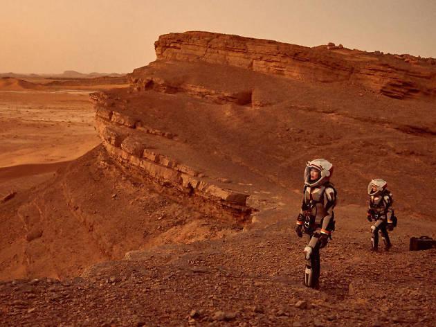 Nat Geo Live: Mars'ta Yaşamak