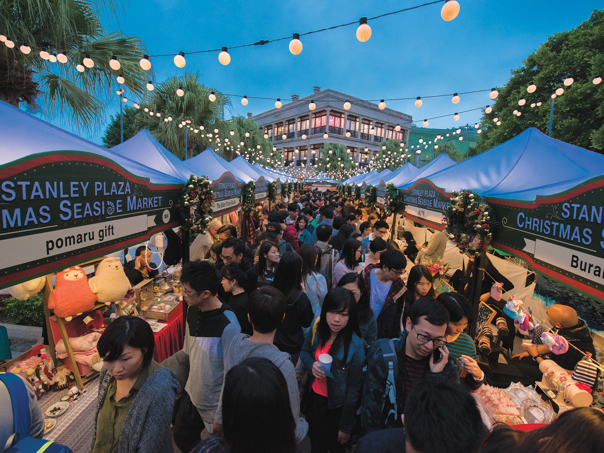 Christmas events in Hong Kong 2018 – From markets to parties