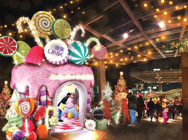 Lollipop buffet