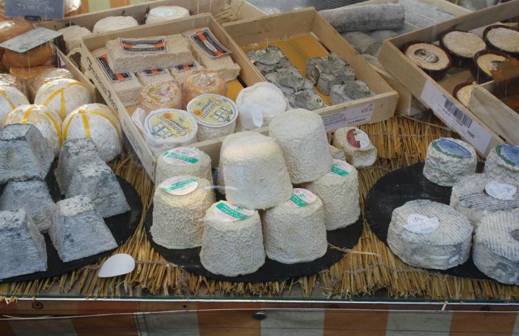 The best food markets in Paris