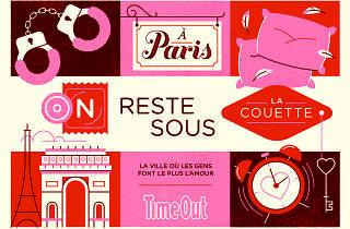 Sondage : Paris est la ville où les gens font le plus l'amour