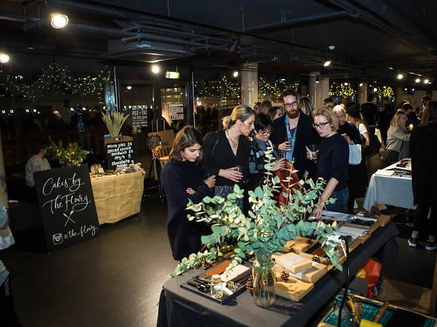 East Village Christmas Makers Market