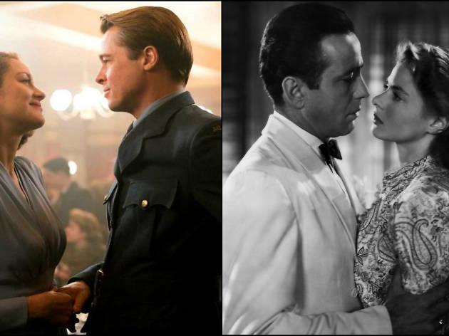 Si vous avez aimé 'Alliés' (ou pas, d'ailleurs), ruez-vous sur 'Casablanca' de Michael Curtiz !