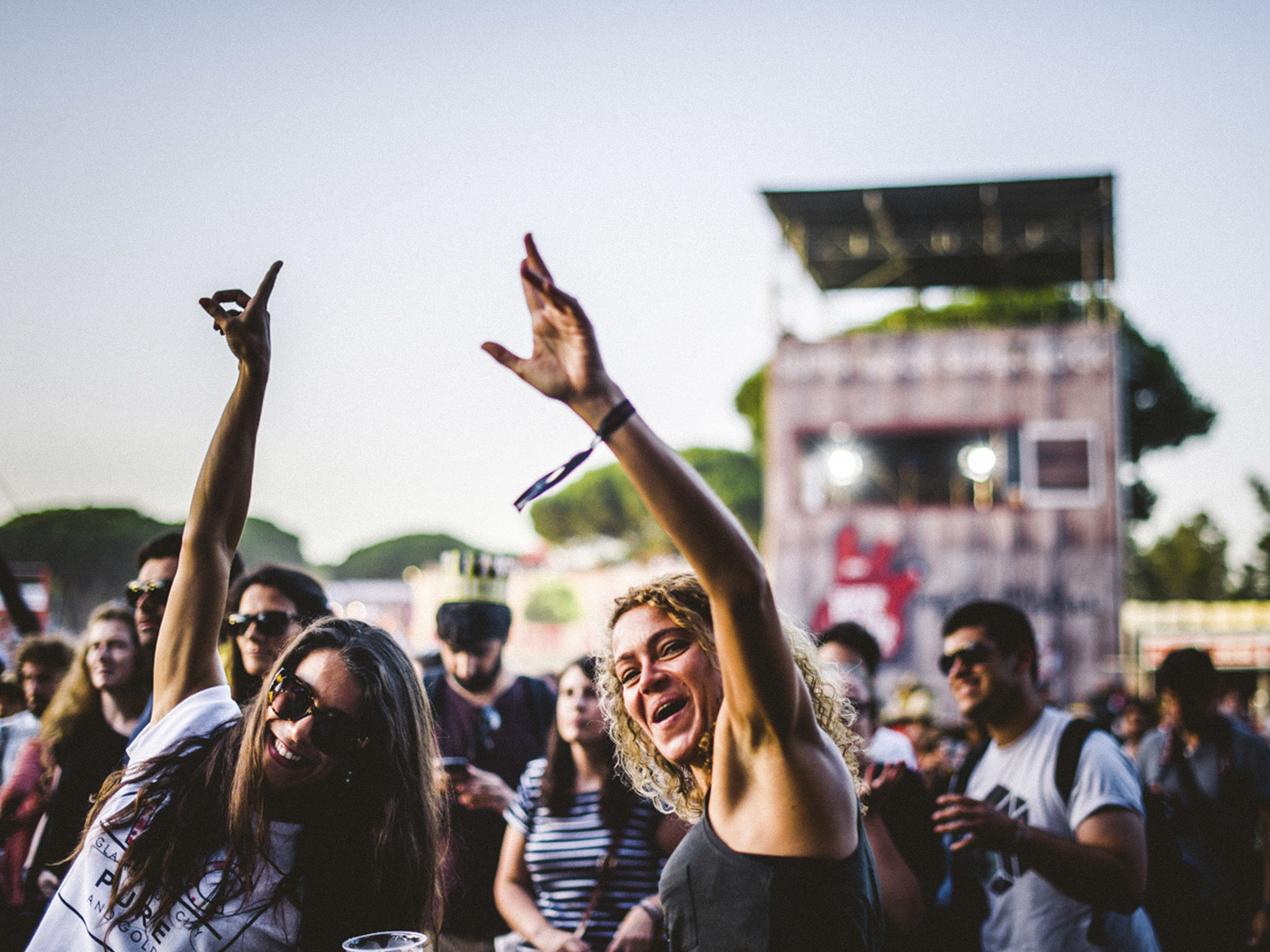 Ten reasons to go to a music festival in Lisbon
