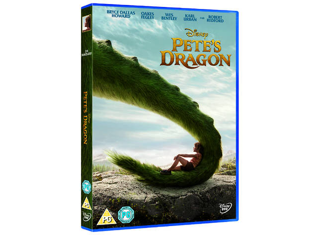 Pete's Dragon 2016, Disney store competition