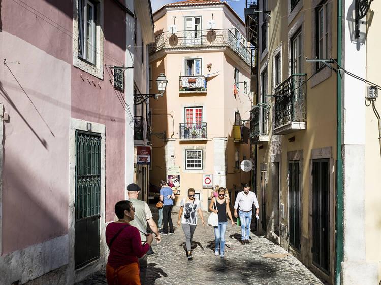 The best neighbourhoods in Lisbon