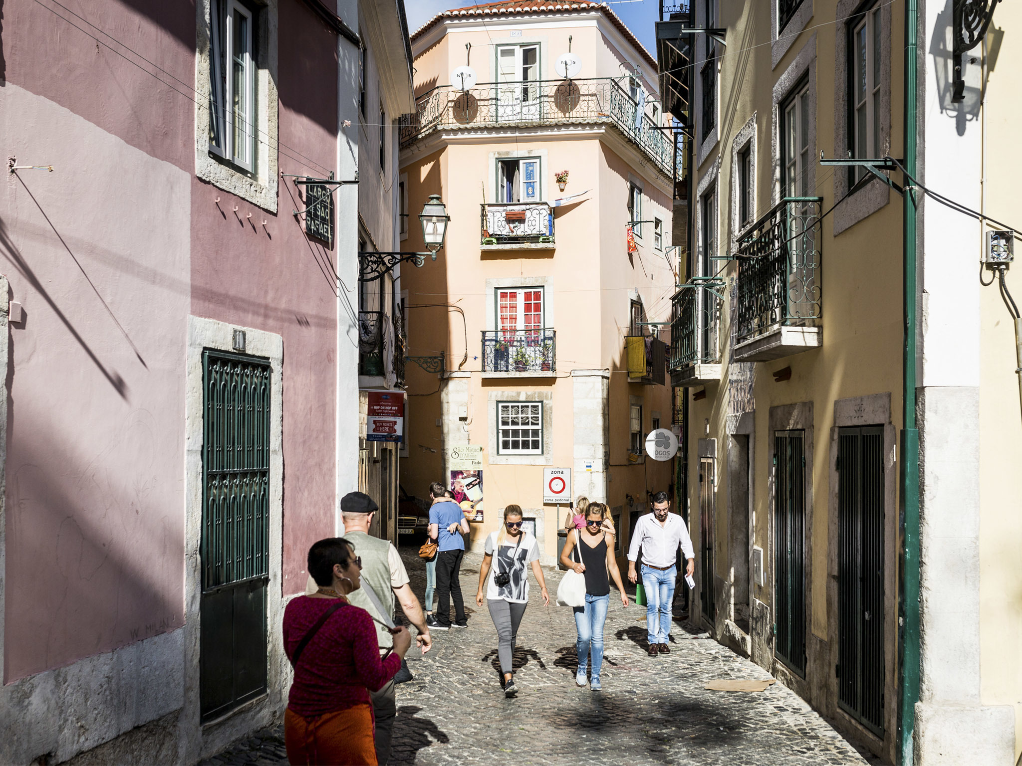 The best neighbourhoods in Lisbon