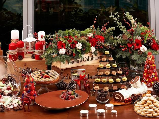Zafferano's Festive Celebrations