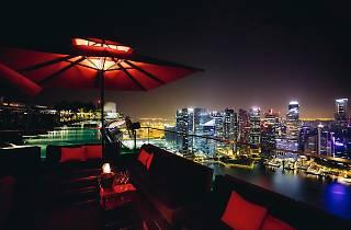 Ce La Vi night view