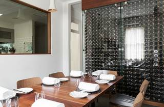 Sixpenny Dining room (Photograph: Supplied)