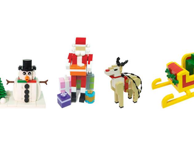LEGO Christmas