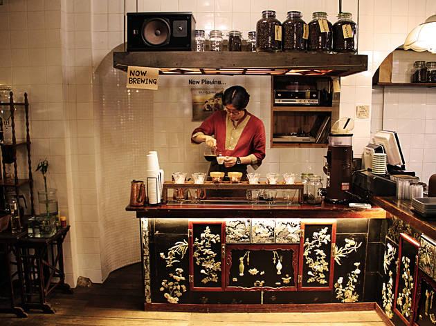 명동과 종로의 커피가 맛있는 카페