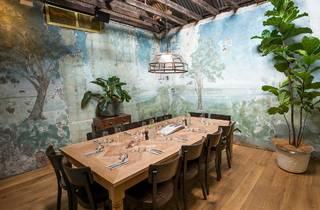 The Paddington dining room (Photograph: supplied)