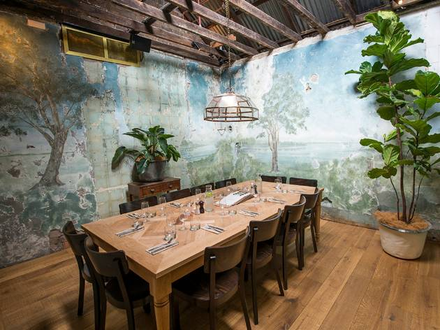 The Best Private Dining Rooms In Sydney