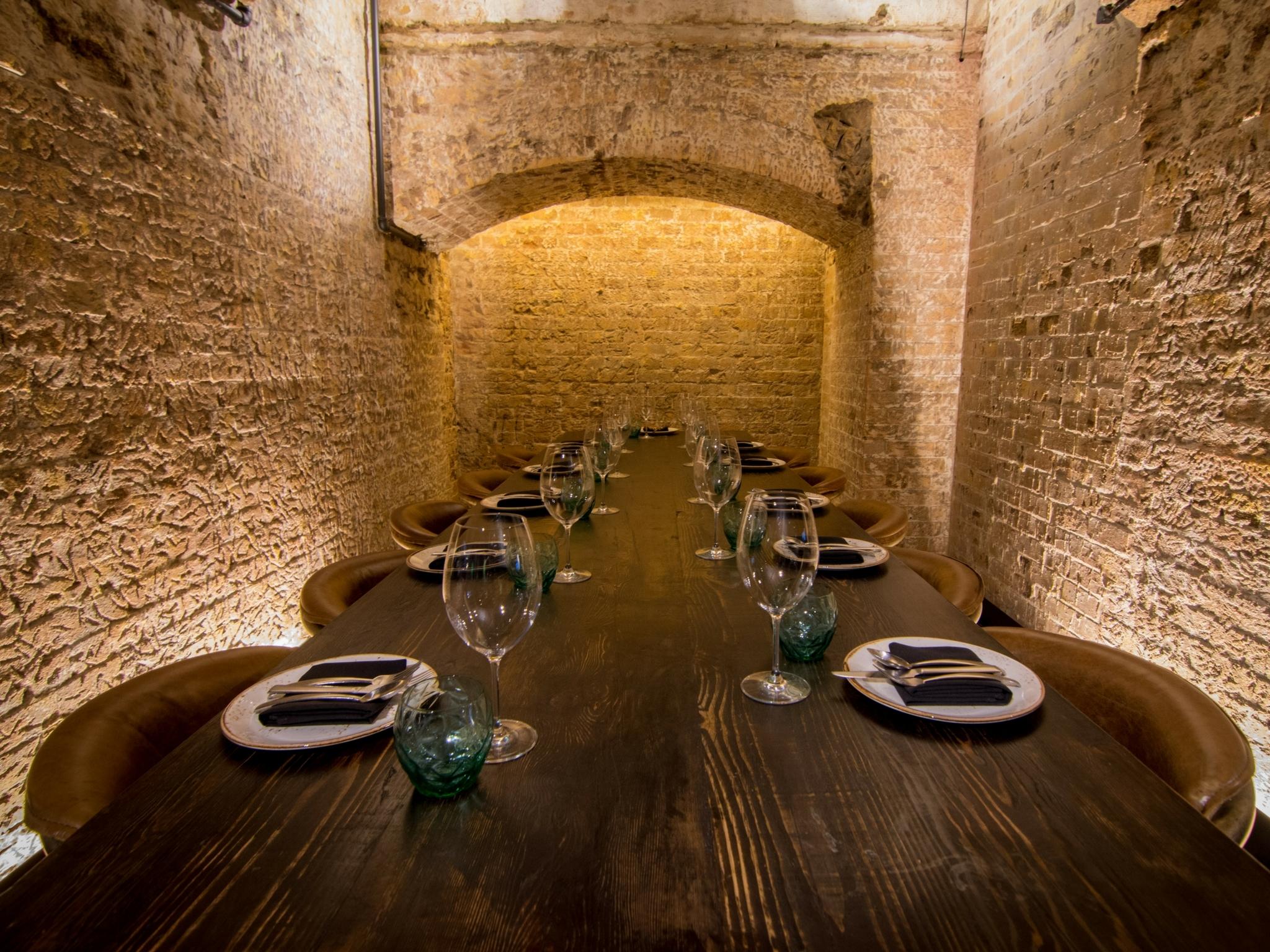 Indu dining room