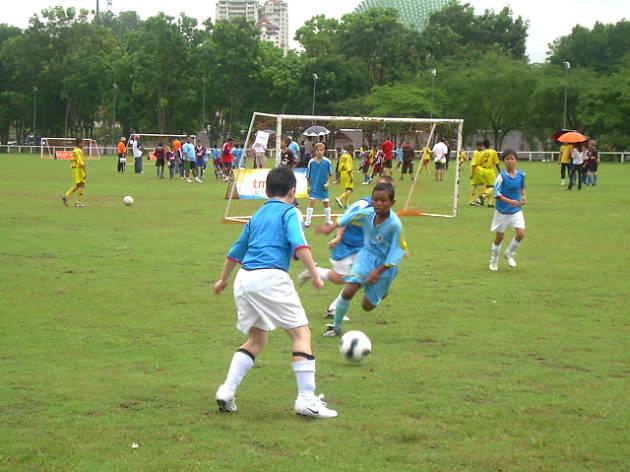 Little League Football Camp