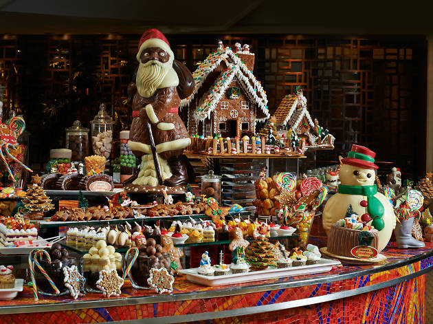 Essence Christmas buffet