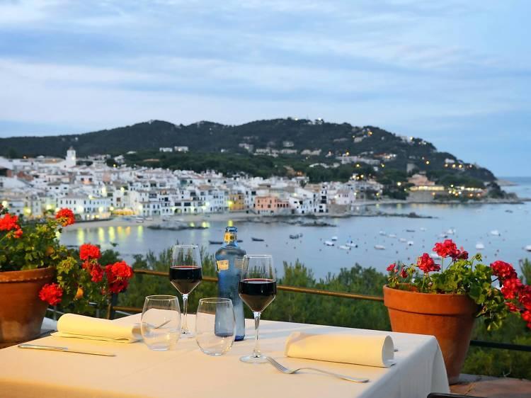 Els restaurants més romàntics de la Costa Brava