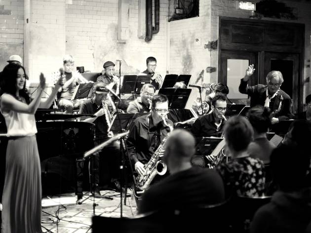 All That Swing: Saturday Night Jazz Orchestra