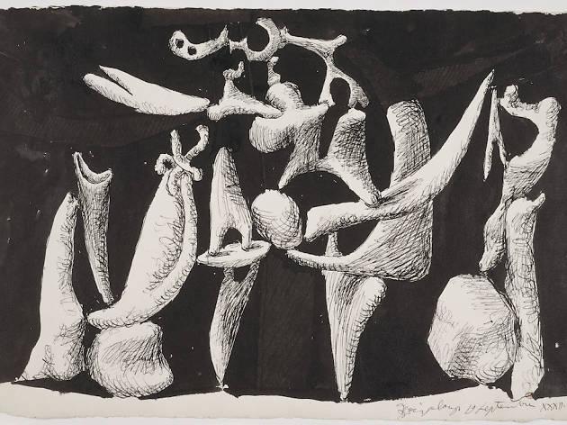 7 curiosidades de la exposición 'Picasso Románico' en el Museo Nacional