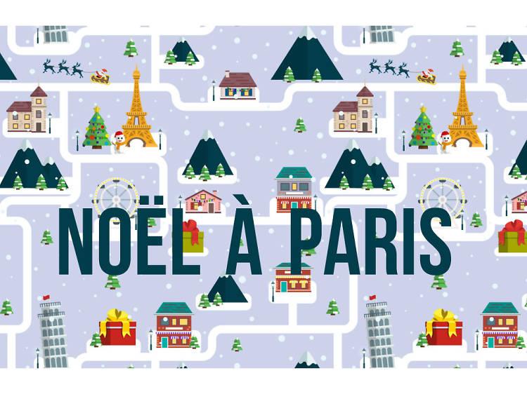 Noël à Paris