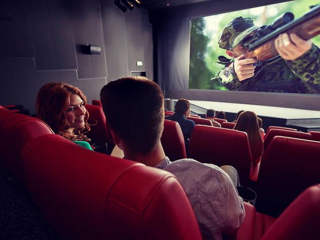 Cinema barat a Girona