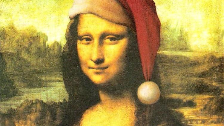 joconde noel cadeau art