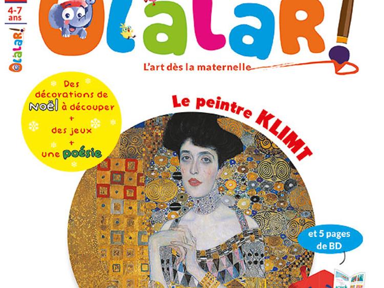Un abonnement au magazine Olalar