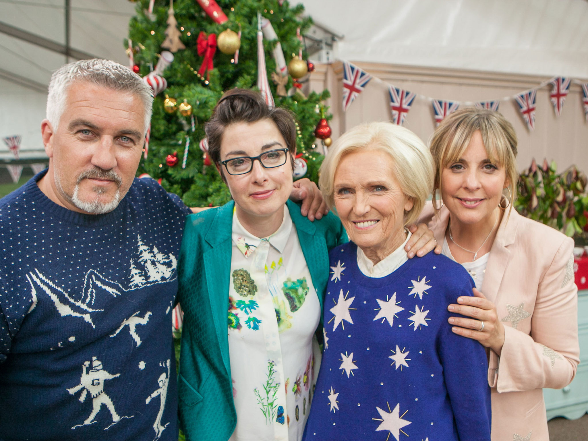BBC, Bake Off, Paul Hollywood, Mary Berry