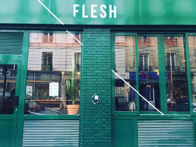 Restaurant ● Flesh II