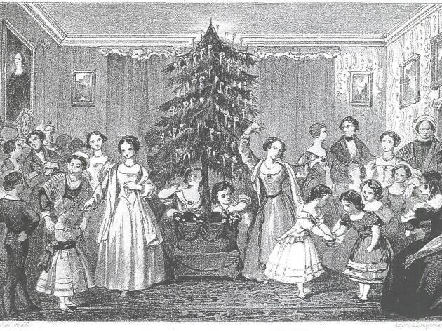 Victoria And Albert's Christmas Carol