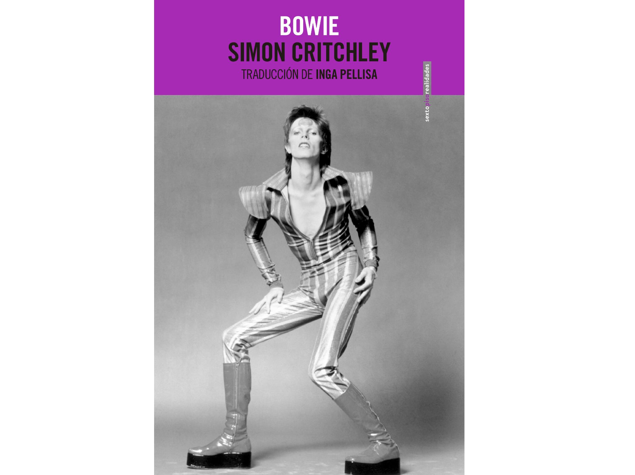 David Bowie libro sexto piso