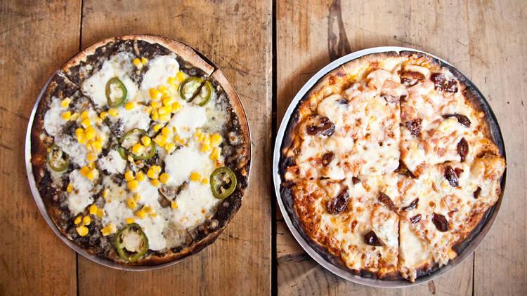 Time Out Kids Taller de pizzas