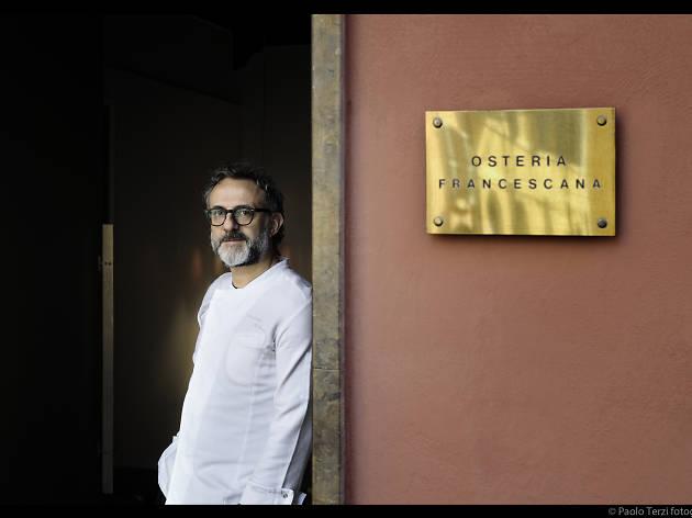 Massimo Bottura en la Ciudad de México