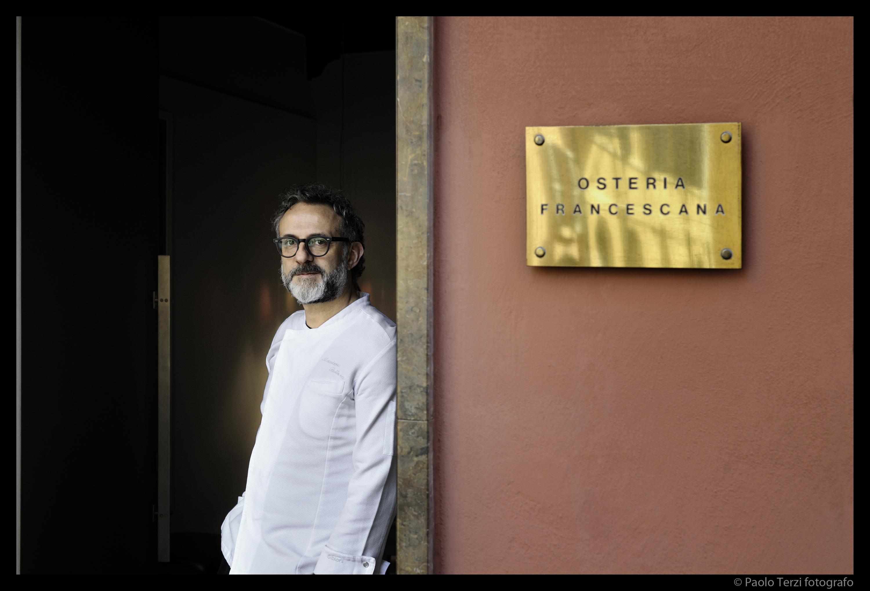 Massimo Bottura en la CDMX