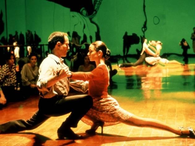 Tango. Cine y Danza