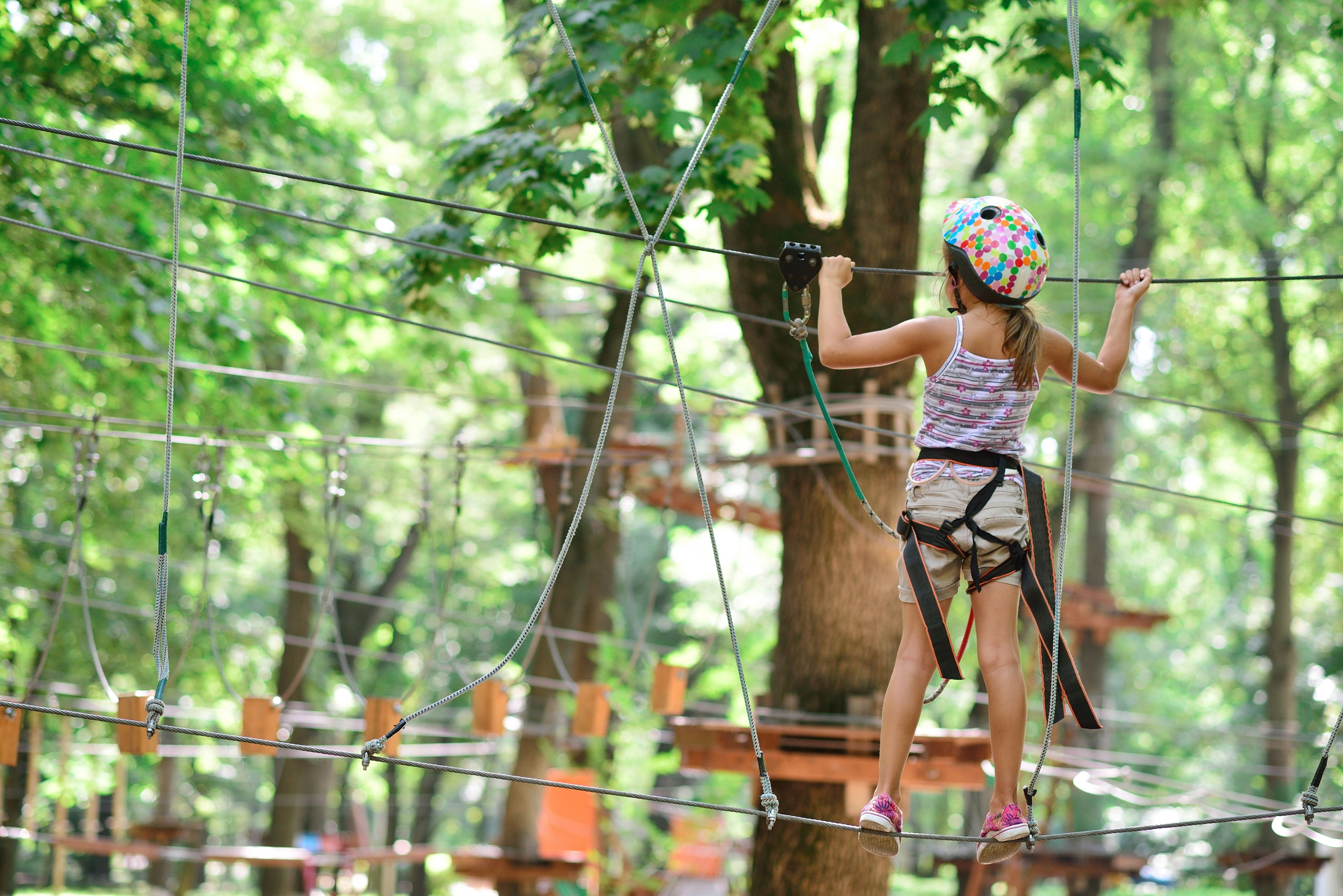 Jerusalem Ropes Course