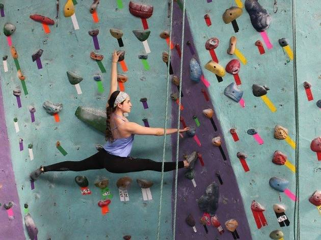 The Bloc – Climbing Center
