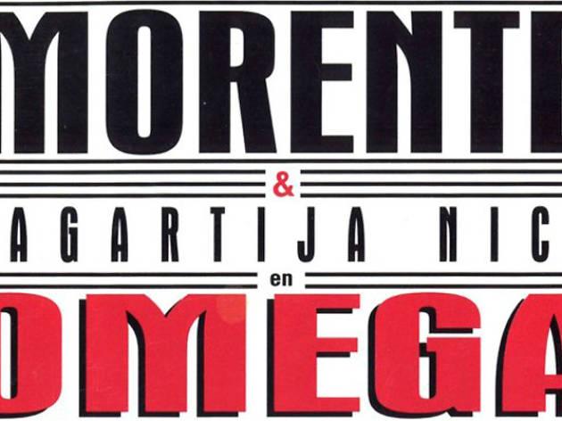OMEGA (Morente + Lagartija Nick)