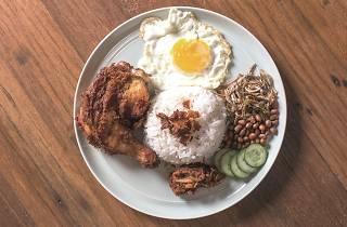 The Coconut Club, nasi lemak