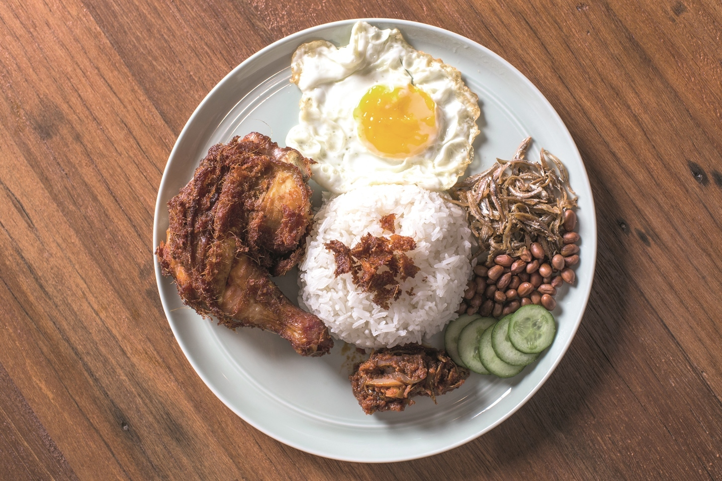 The Coconut Club, nasi lemak
