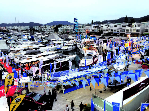 Hong Kong International Boat Show 2016