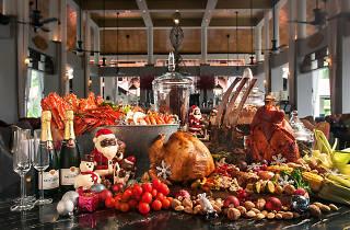 Yuletide Feasts at Kwee Zeen